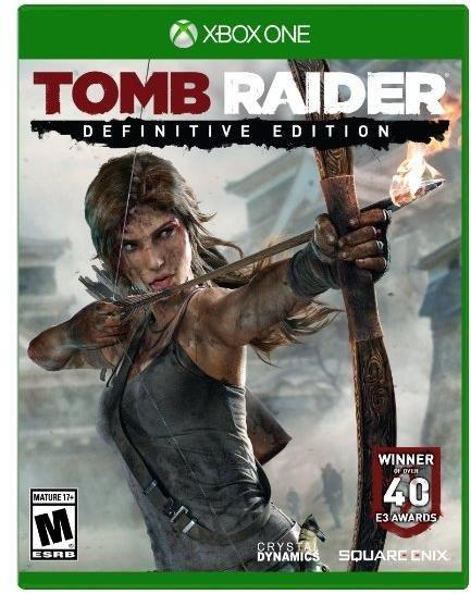 Tomb Raider Definitive Edition Xbox One - £5.49 (£5.21 with cdkeys fbook 5%like code )