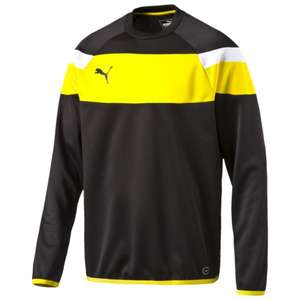 Football Spirit II Training Sweater £15.50 delivered @ Puma (Various Colours) + loads more with 30% off sports clothing (Already up to 50% off)