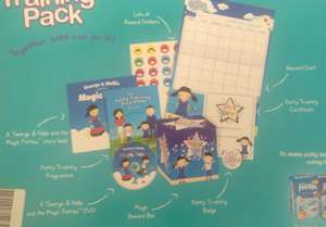 My potty training pack - £5 instore @ Mothercare