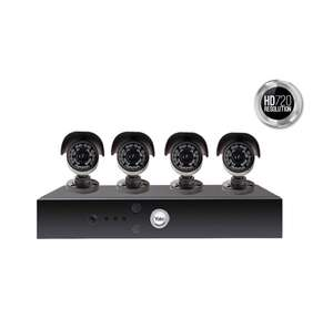 Yale cctv 720p 4x camera - £121 instore only @ Homebase
