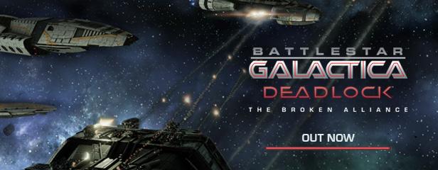 Battlestar Galactica Deadlock £14.99 at -50% @Steam