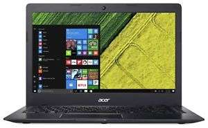 Acer Swift 1 14 Inch Intel Pentium 1.6GHz 4GB 64GB Windows Laptop - Black Refurbished With a 12 Month Argos Guarantee - £130.99 @ eBay Argos Store