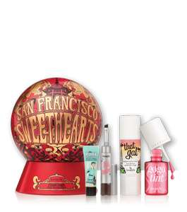 Benefit Cosmetics San Francisco Sweethearts gift set now only £23 + £2.95 del
