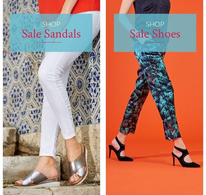 Extra 10% off Moda in Pelle 50% shoe sale
