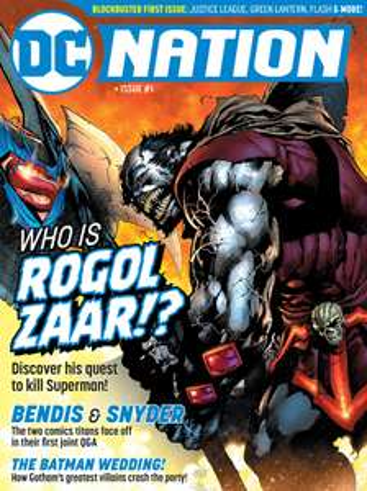 Comixology - DC Nation #1 monthly digital magazine - Free