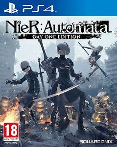 Nier Automata: Day One Edition (PS4) £14.99 @ boomerang / ebay
