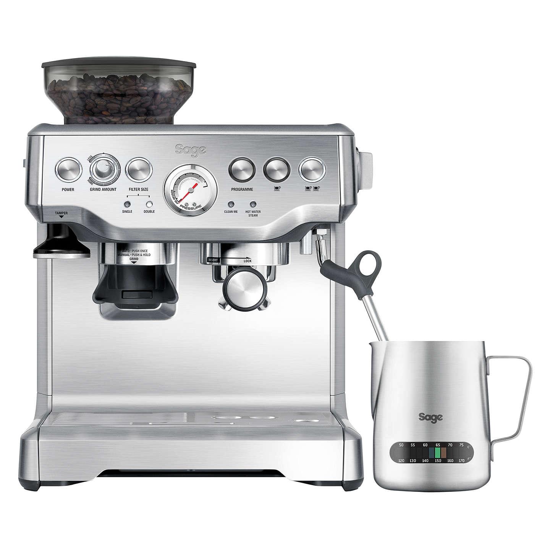 Sage Barista coffee machine £489 John Lewis
