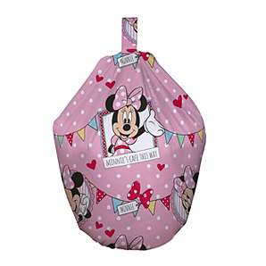 Disney Minnie Mouse Cafe Bean Bag was £20 now £14 C+C @ Asda George (more in OP inc Superman / Spiderman)