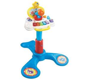 VTech Sit to Stand Music Tower was £29.99 now £14.99 C+C @ Argos