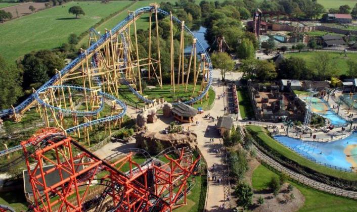 Half Price Family Ticket to Flamingo land theme park & zoo (heads up go live Fri) Pulse 1 radio