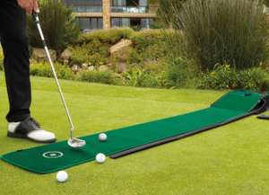 [Mini Golf Putting Mat] at £29.99 at Lidl