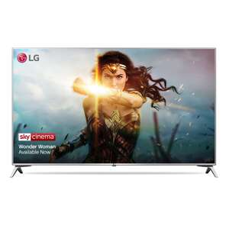 """LG 43"""" Ultra HD 4K HDR TV - 43UJ651V - £279 at Sky accessories"""