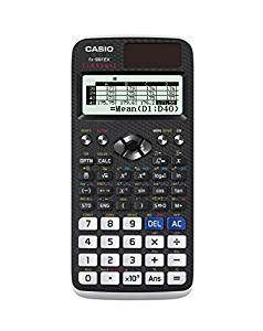 Casio FX-991EX-S-UH Scientific Calculator - use for GCSEs and A-Levels - £15 (Prime) £19.49 (Non Prime) @ Amazon