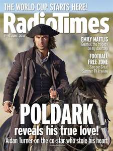 10 Issues of Radio Times for 1 Pound delivered print version @ buysubscriptions