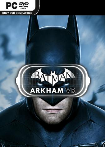 Batman Arkham VR PC £2.84 (£2.99 without FB Code) @ CDKeys