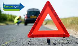 One year Local roadside recovery £14.88 / National roadside recovery including home start  £20.40 w/code @ Rescuemycar /Groupon