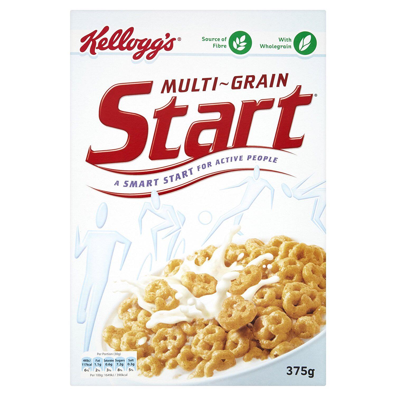 Kellogg's Start cereal 375g £1 @ Heron