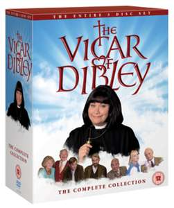 The Vicar of Dibley: Complete Collection DVD £8.49, FREE DELIVERY, Used @ Music Magpie