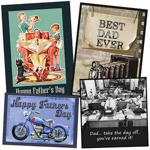 Free Printable Father's Day Cards @ Cartridge People