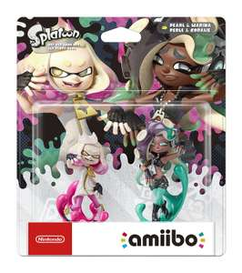 Splatoon 2 Off The Hook Marina & Pearl Amiibo Pack Preorder - £19.99 delivered with Amazon Prime