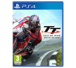 TT Isle of Man Ride on the Edge PS4 £24.99 @ Argos