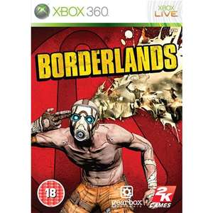 (X360/XB1) Borderlands (GOTY content included for XB1 users) £1.00 instore @ CeX (Add £1.50 if delivered)