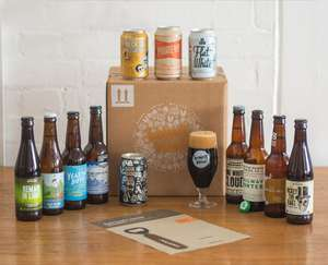 Try 6 craft beers with 50% off plus free delivery £9 @ Honest Brew
