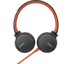 Sony MDR-ZX660AP Lightweight Over-Ear Headphone with Smartphone Control for £14.97 delivered @ Currys