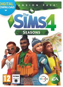 Sims 4 PC Seasons expansion pack - £19.99 @ CDKeys