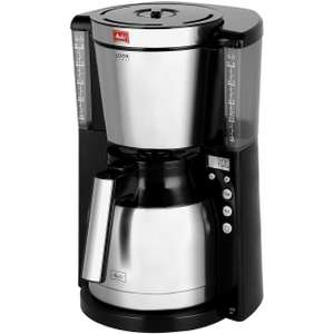Melitta Look IV Therm Timer 6738044 Filter Coffee Machine with Timer - Black £65 @ AO