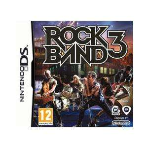 Rock Band 3 - Game Only (Nintendo DS) - Great Price £5.50  @mymemory