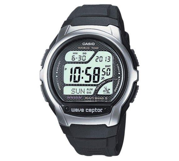 Casio Men's Wave Ceptor Digital LCD Watch (Argos and Amazon)