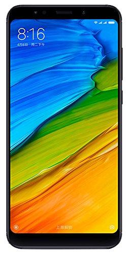 Xiaomi Redmi 5 Plus 4G 64GB Dual UK SIM-Free Smartphone - Black