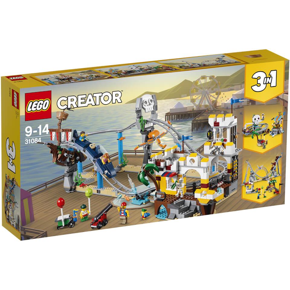 LEGO Creator: Pirate Roller Coaster (31084) £59.99 @ IWOOT
