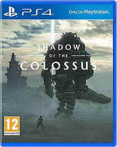 Shadow of the Colossus [PS4] £15.00 @ Tesco Direct