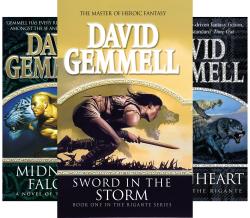 David Gemmell's Rigante series. All 4 Kindle books 99p each @ Amazon