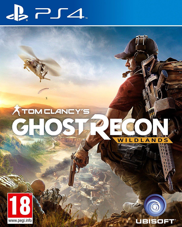 Tom Clancy's Ghost Recon: Wildlands (PS4) £15.99 @ Amazon (Prime / £17.98 non Prime)