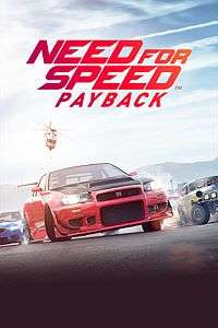 [Xbox One] Need For Speed Payback now available in the EA Access Vault.