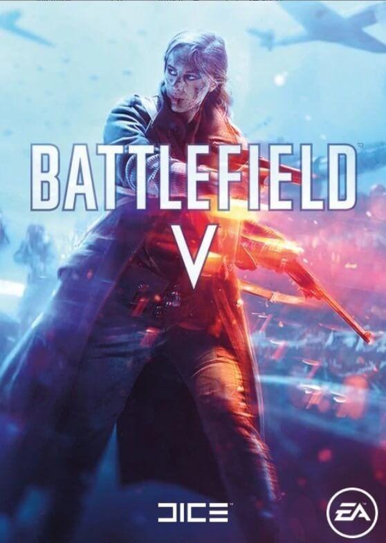 Battlefield V PC Pre Order £30.39 (£31.99 without FB code) @ CDKeys
