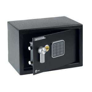 Yale home electronic safe £10 in store Homebase - 80% off ticket price