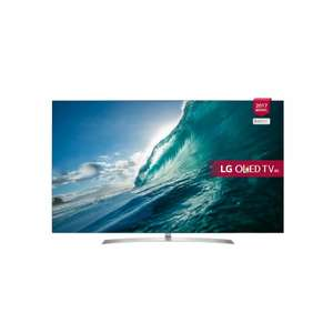 "LG OLED55B7V 55"" Ultra HD OLED 4K TV for £1259 with code at  Tekzone. RS may price beat for £1239."