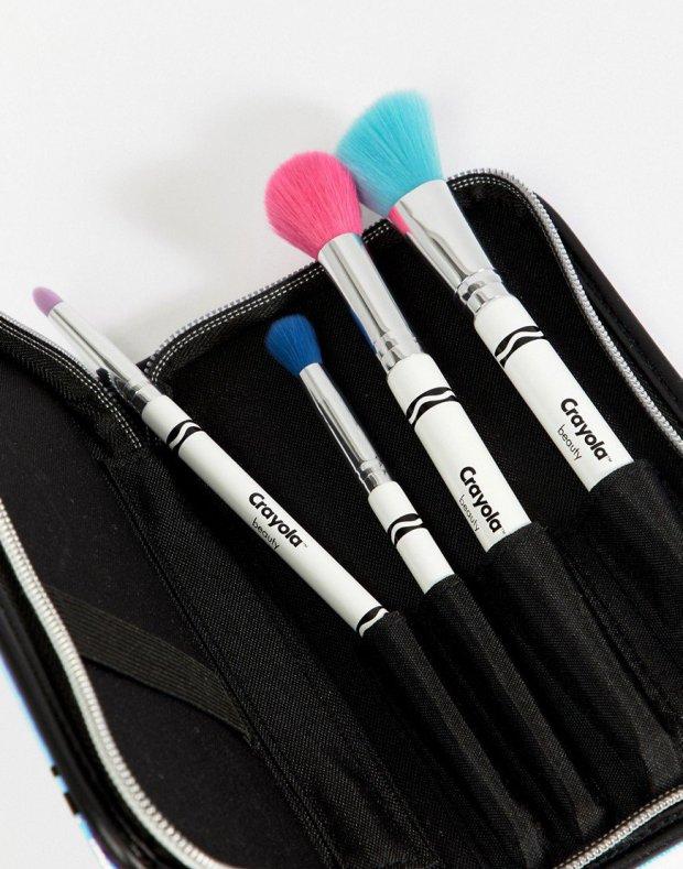Crayola vegan friendly makeup collection prices from £9  @ Asos