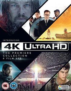 4k Ultra HD - The Premiere Collection [2016] [Region Free] (Blu-ray) £35.99 ebay / theentertainmentstore