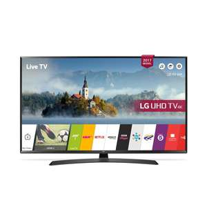 "LG 55UJ635V 55"" Smart LED Tv with 5 Years Warranty and Free LG Bluetooth Speaker £377.49 Tekzone"