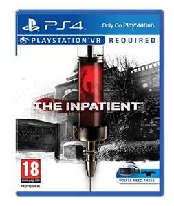The Inpatient (PSVR) £12.79 - NEW @ MusicMagpie