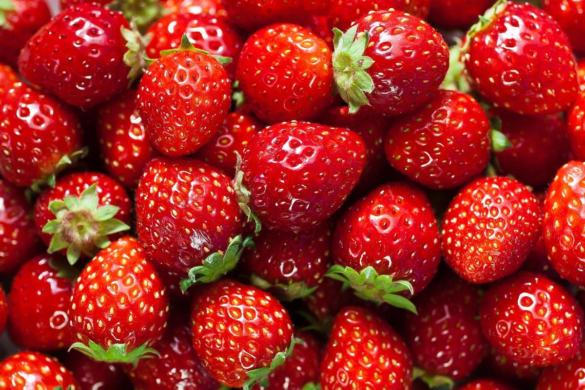 British Strawberries 1KG only £2.95 @ Aldi instore