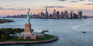 London Gatwick to New York JFK £135.00pp @ Norwegian Air