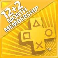 14 months PlayStation Plus PS+ (12 months plus 2 free) £26.16 from PSN Store Singapore