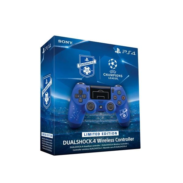 PS4 V2 dualshock controllers inc God of War and FC UEFA editions Black / blue / red / glacier now £34.99 delivered @ Smyths Toys