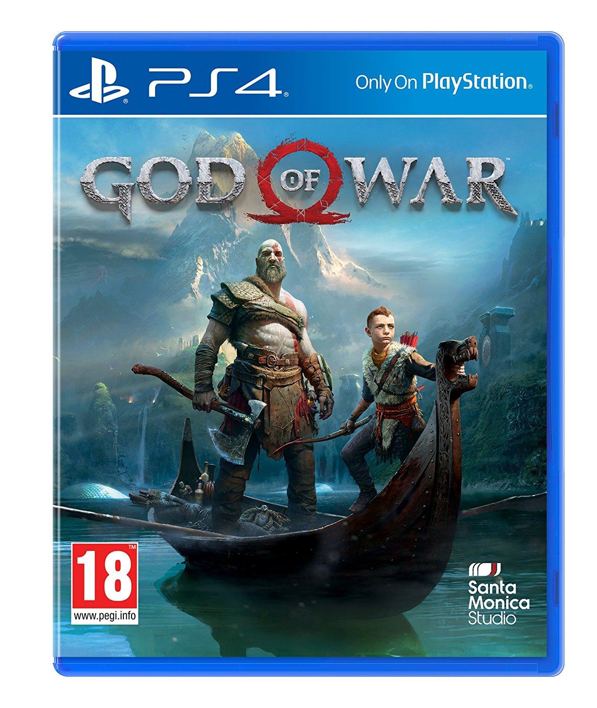 god of war ps4 £33.99 Amazon